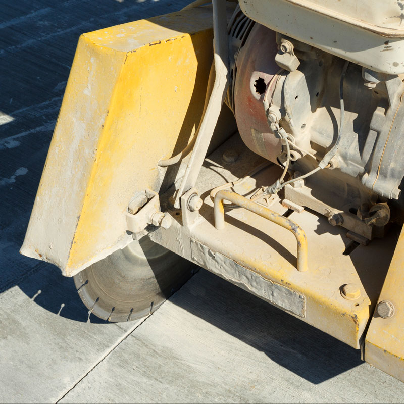 Cutting Coring And Scanning By Competition Concrete